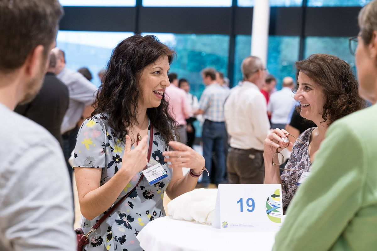 EUROSHNET Dresden 2019 - Networking